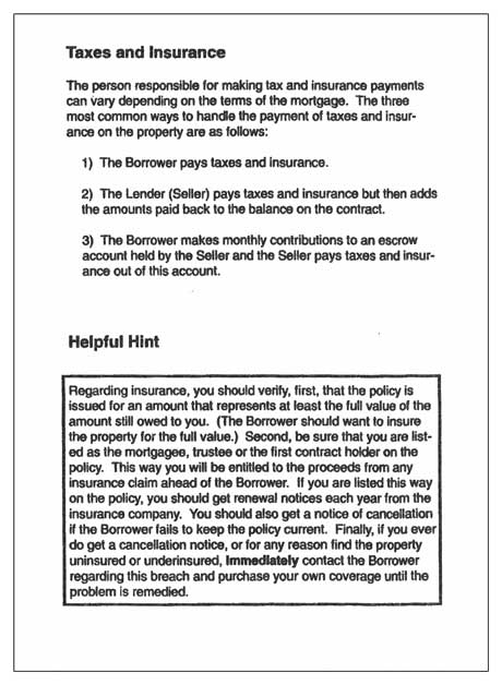 note-owners-manual-page